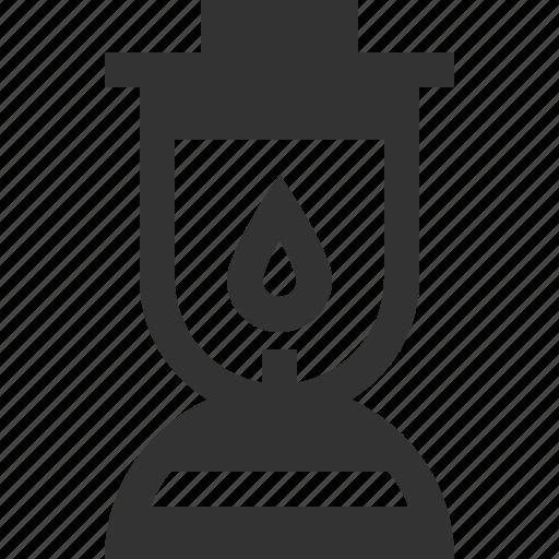 flame, lantern, light, lighting icon