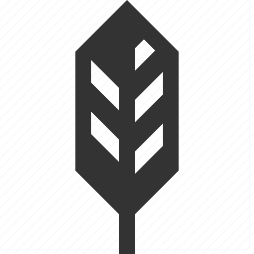feather, leaf, nature, quill icon