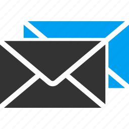 email marketing, envelope, letter, mass mail, messages, newsletter, post icon