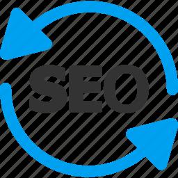 advertisement, communication, management, marketing, media, optimization, seo icon