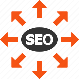 ads, advertisement, link building, marketing, optimization, promotion, seo spam icon