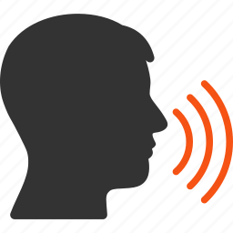 comment, communication, message, speak, speech, talk, voice icon
