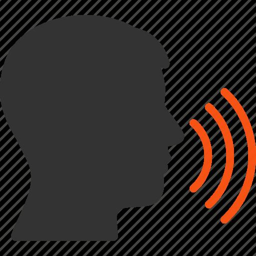 Speech, communication, talk, comment, message, speak, voice icon - Download on Iconfinder