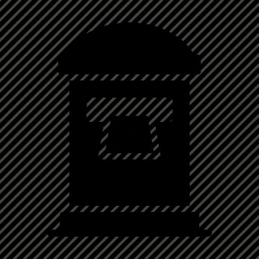box, envelope, letter, message, postoffice icon