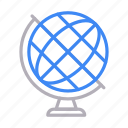 earth, global, map, planet, world icon