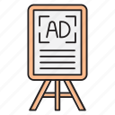 ads, advertisement, banner, board, marketing