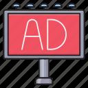 ads, advertisement, banner, billboard, marketing