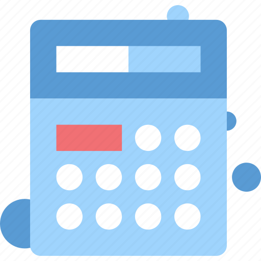 accounting, budget, business, calculate, calculator, finance, math icon