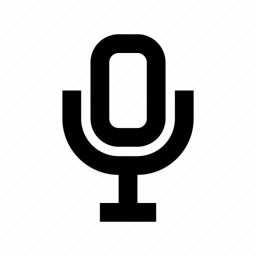 Audio, mic, microphone, radio mic, sound icon - Download on Iconfinder