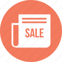 business, buy, cart, discount, price, promotion, sale icon