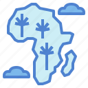 africa, country, nation, world