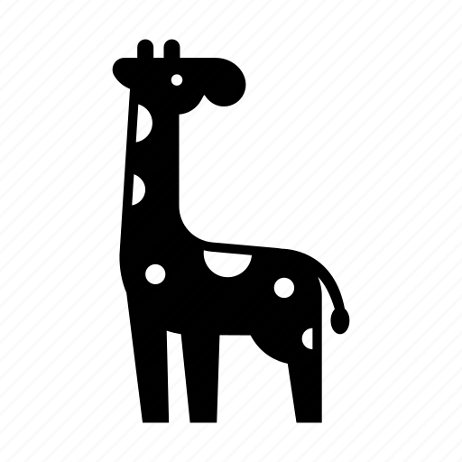 Africa, animal, giraffe, kenya, safari, savannah, wildlife icon - Download on Iconfinder