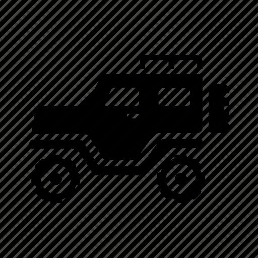 Car, jeep, offroad, safari, transport, transportation, vehicle icon - Download on Iconfinder