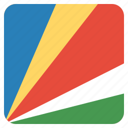country, flag, national, seychelles icon