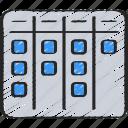 agile, development, plan, project, scrum, software icon