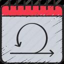 agile, calendar, date, scrum, sprint icon