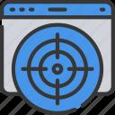 agile, browser, project, scope, scrum icon