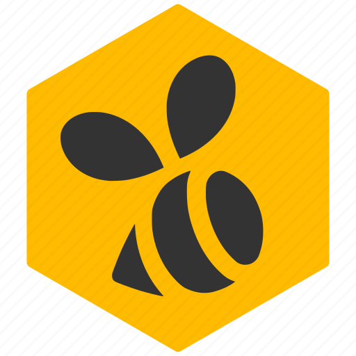Bee, food, honey, natural, sugar, sweet icon | Icon search ...