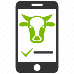 agriculture, camera, control, cow, equipment, farm, mobile, options, phone, remote, setting, telephone, tool, tools icon