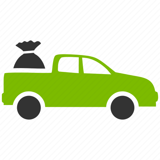 agriculture, auto, bus, car, courier, delivery, farm, food, harvest, logistics, pickup, road, send, service, shipping, taxi, traffic, transport, transportation, travel, truck, vehicle, warehouse icon