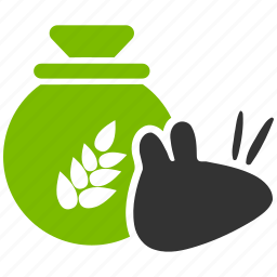 agriculture, barley, bread, celiac, ceral, cereal, crust, damage, ecology, field, food, fooding, gluten, grain, harvest, hurt, mouse, natural, nature, nutrition, organic, pest, plant, rat, rye, scathe, wheat icon