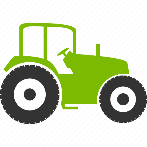 agriculture, farm, industry, machine, tractor, truck, work icon