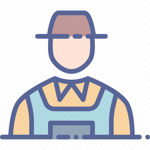 Agriculture, avatar, farmer, man icon - Download on Iconfinder