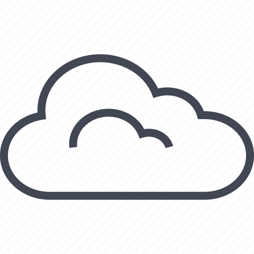 cloud, cloudy, season, sky, weather icon