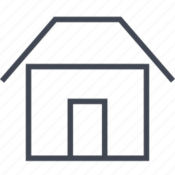 farming, house, shack, shelter icon