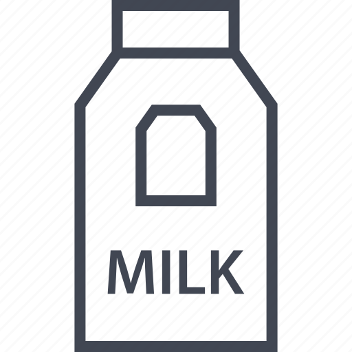 farm, farming, gallon, good, milk, product icon