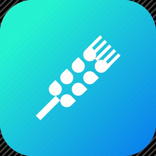 agriculture, farm, field, flour, food, wheat icon
