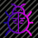 agriculture, bug, ecology, farm, insect, ladybug, nature icon