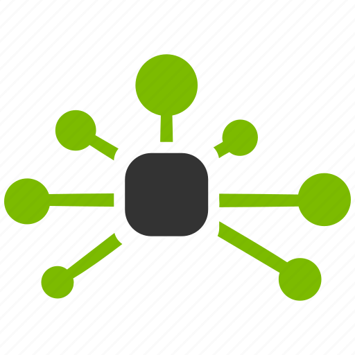 connections, internet, network relations, social links, structure, system, web icon