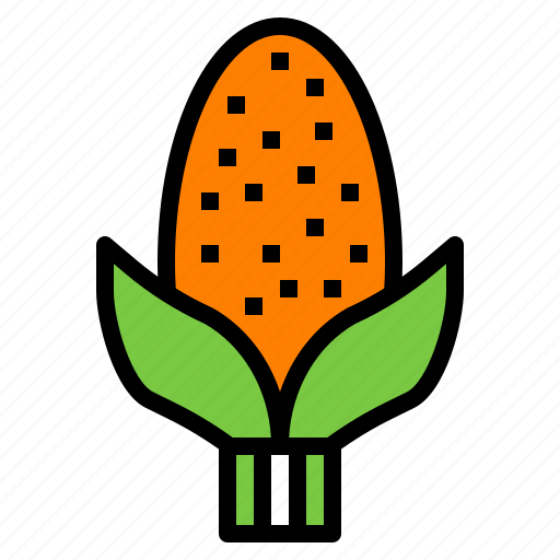agriculture, cereal, corn, food, vegetable icon