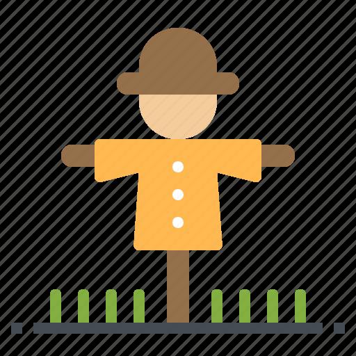 agriculture, doll, farm, garden, scarecrow icon
