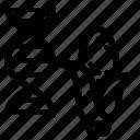 corn, dna, gmo, modified, non icon
