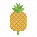 .svg, fruit, pineapple, sour icon