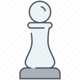 chess, figure, move, pawn, play, strategy, tactic icon