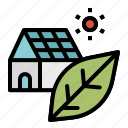 0a, buildings, construction, eco, ecological, home, house icon