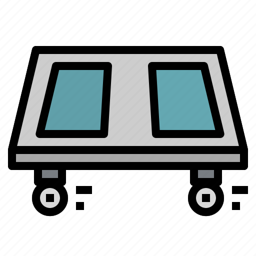board, technology, transport, transportation, urban, wheel icon