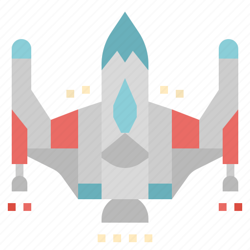 future, launch, rocket, ship, space, spaceship, transport icon
