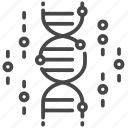 bot, dna, machine, nano, robot, robotic, technology icon