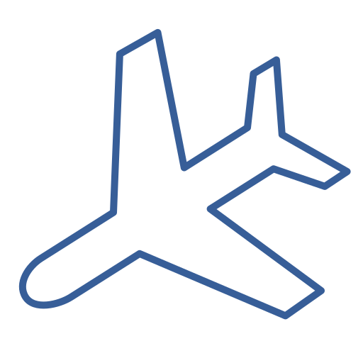 airplane, arrival, destination, flight, journey, landing, plane icon