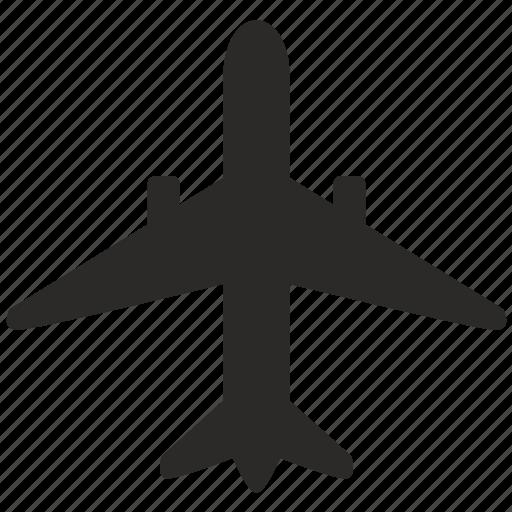 air, airbus, flight, passenger icon