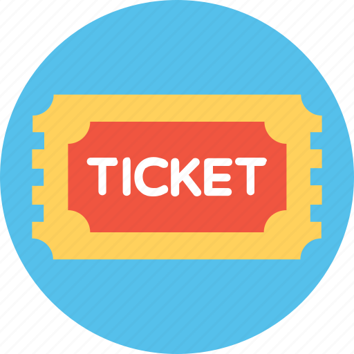 coupon, pass, ticket, token, voucher icon