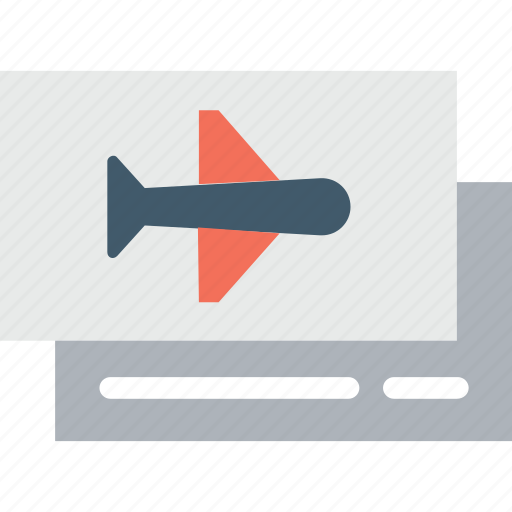 air ticket, airline ticket, airplane ticket, boarding pass, travel ticket icon