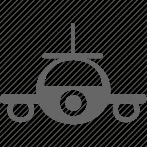 aircraft, aviation, transport, travel icon