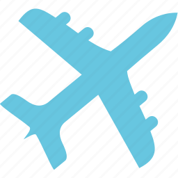aircraft, airport, aviation, transport icon
