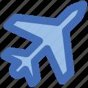 fighter plane, army plane, aircraft, airplane, flight, plane
