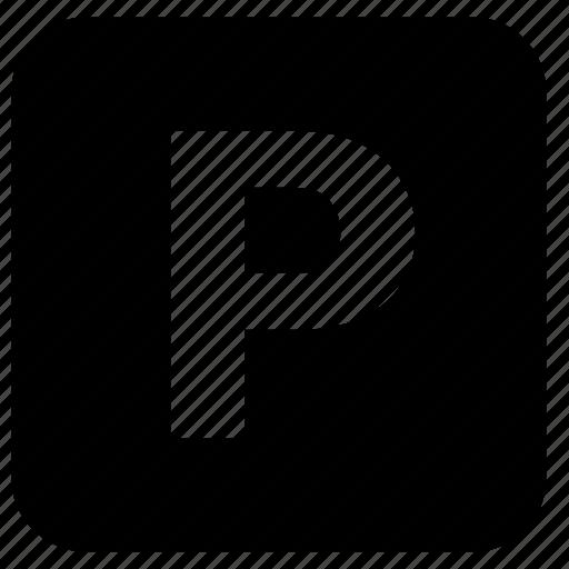 Car, park, parking, parking lot, vehicle icon - Download on Iconfinder